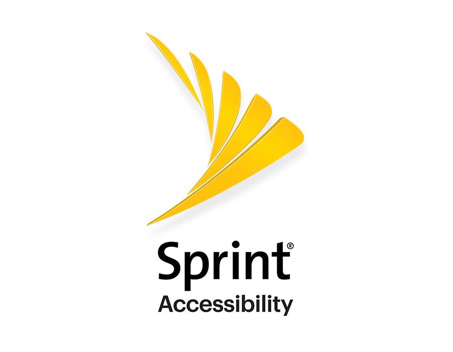 Sprint Accessibility Logo