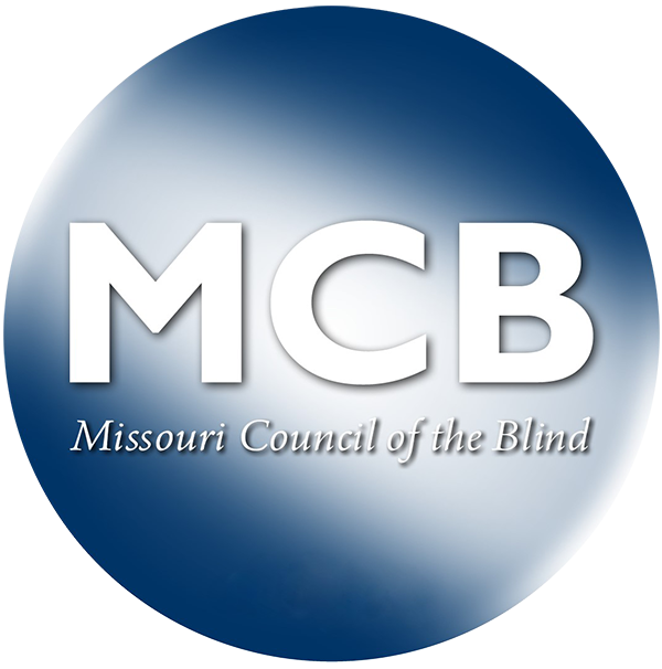 Missouri Council of the Blind logo